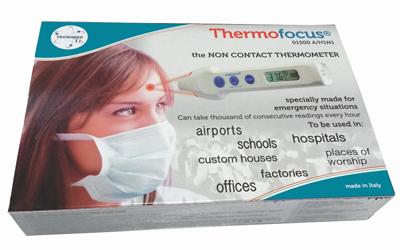 tecnimed thermofocus boite