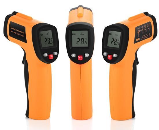 thermometre grde infrarouge par trois