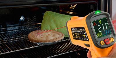 thermometre janisa pm6530b utilisation four