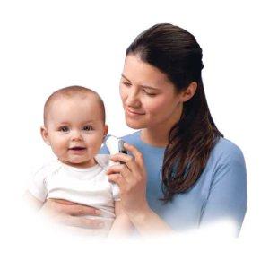 thermomètre bébé deux