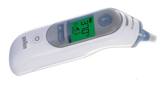 thermomètre medical le plus fiable braun