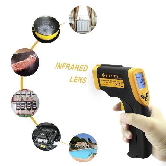 thermomètre Etekcity 1080 utilisations