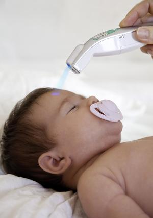 medisana ftn thermometre bébé