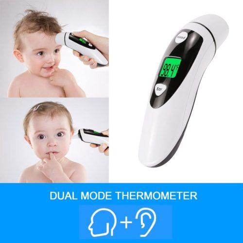 thermomètre Semature deux en un