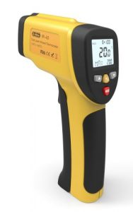 thermometre dr meter ir 40 face