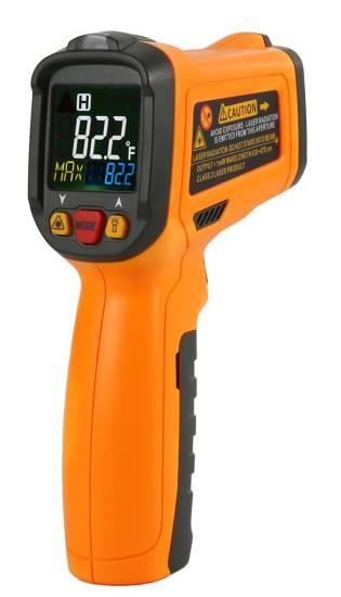thermometre janisa pm6530b face
