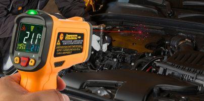 thermometre janisa pm6530b utilisation voiture