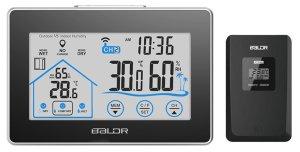 thermometre connecté sans fil station météo
