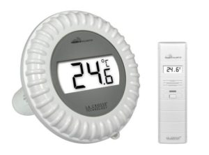 thermometre connecte piscine Crosse Technology MA10700 profil
