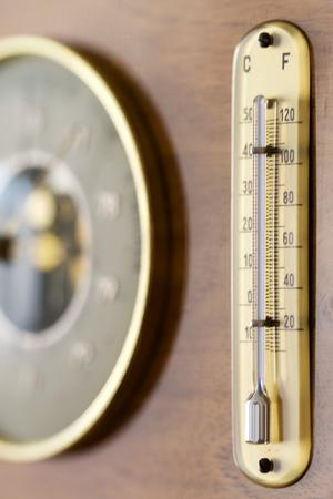 thermomètre Fahrenheit Celsius