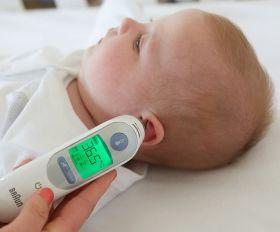 thermomètre-auriculaire-fiable-bébé