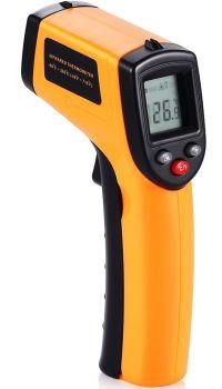 thermometre infrarouge visée laser GRDE