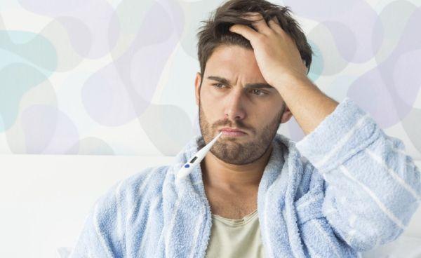 avoir de la fièvre sans thermomètre