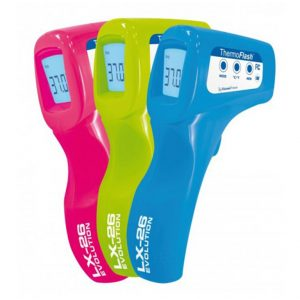 thermometre thermoflash evolution couleurs